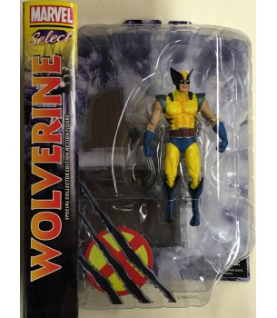 Marvel Select: Wolverine...