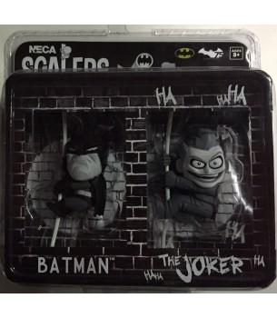 NECA Scalers: B/W Batman &...