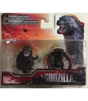 Godzilla 2014: Chibi 2-Pack...