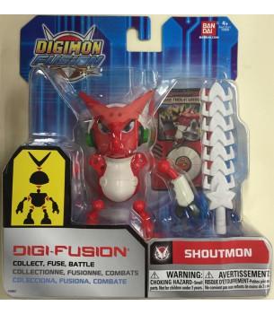 Digimon: Digi Fusion Shoutmon