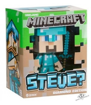 Minecraft: Diamond Steve 6...