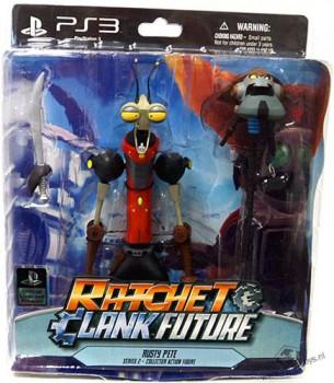 Ratchet & Clank: Rusty Pete