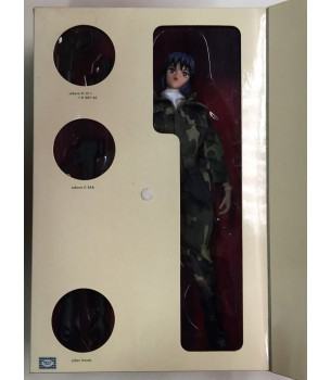 Ghost in the Shell: Motoko...