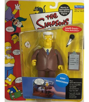 The Simpsons: Kent Brockman