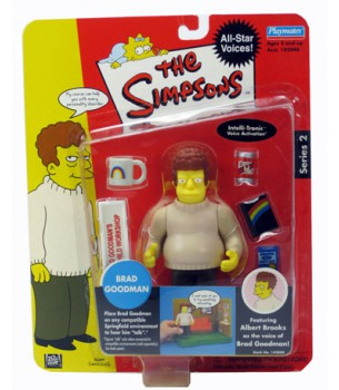 The Simpsons: Brad Goodman
