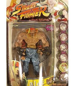 Street Fighter II: Alex P2