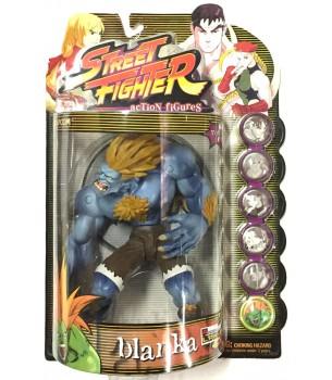 Street Fighter II: Blanka P2