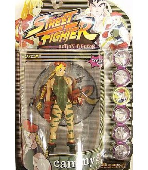 Street Fighter II: Cammy P1