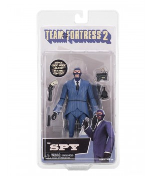 Team Fortress: the Spy (blue)