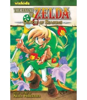 The Legend of Zelda: Oracle...