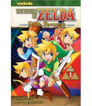 The Legend of Zelda: Four...