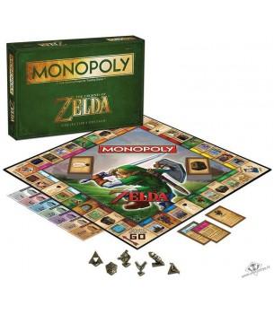 The Legend of Zelda: Monopoly