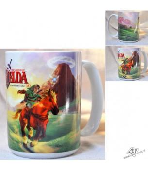 Zelda Ocarina of Time: Link...