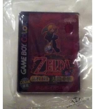 Zelda: Seasons Historical Pin