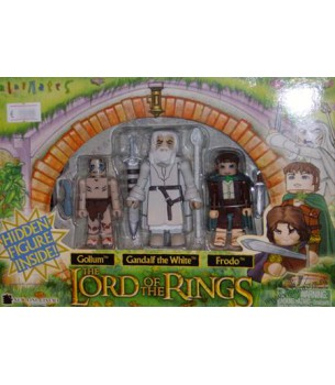 Lord of the Rings Minimates...
