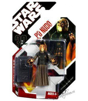 star Wars 30th: Po Nudo