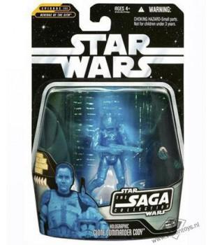 Star wars Commander Cody...