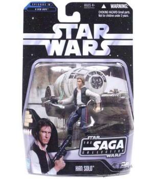 Star wars Han Solo Mos...