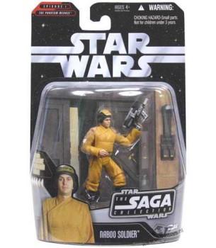 Star wars Naboo Soldier.