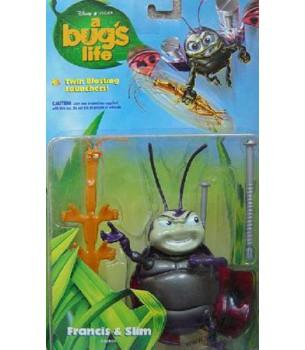 a Bug's Life: Francis & Slim