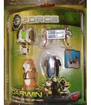 G-FORCE: Darwin Action Figure