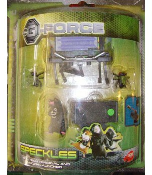 G-FORCE: Speckles Action...
