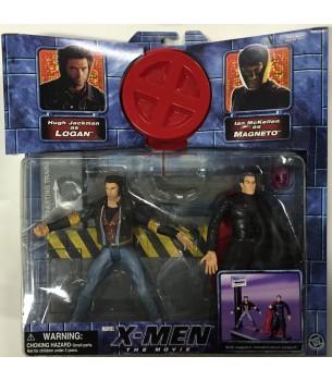 X-Men the Movie: Logan &...