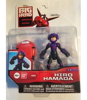Big Hero 6: Hiro Hamada...