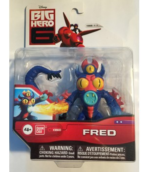 Big Hero 6: Fred Action Figure