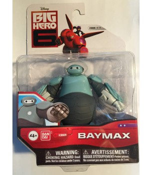 Big Hero 6: Baymax 2 Action...