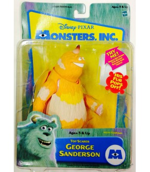 Monsters INC: George...