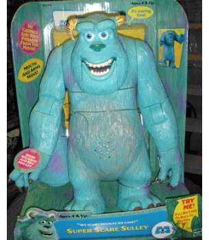 Monsters INC: Super Scare...