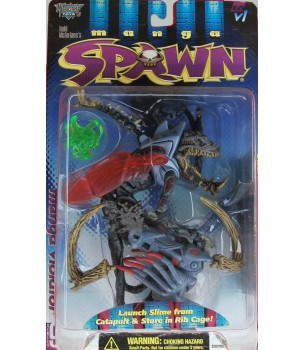 Spawn 9: Manga Violator