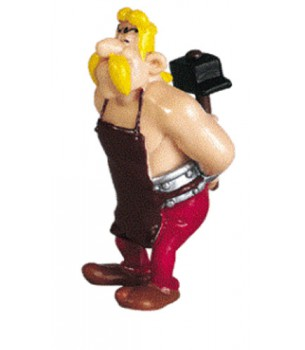 Asterix: Hoefnix PVC Figure