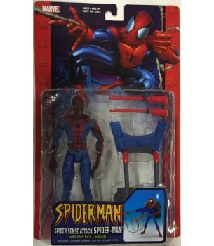 Spider-Man: Spider Sense...