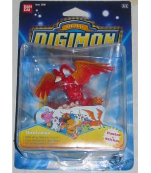 Digimon - Birdramon action...