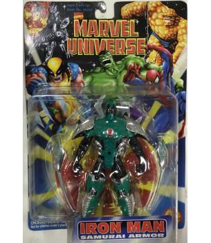 Marvel Universe: Iron Man...