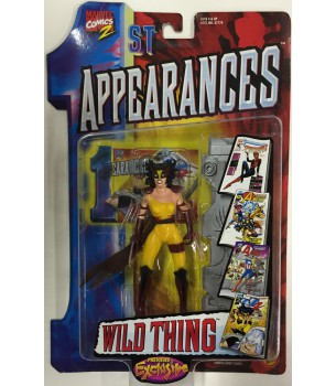 Marvel First Appearances:...