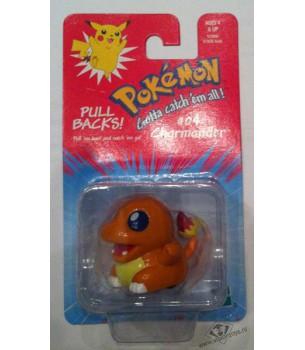 Pokemon: Pull Backs Charmander