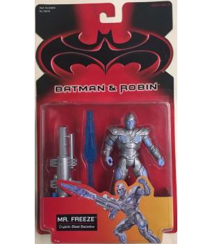 Batman & Robin: Mr. Freeze...