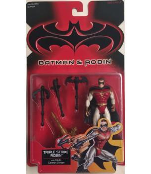 Batman & Robin: Triple...