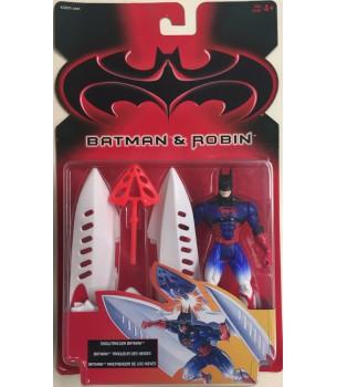 Batman & Robin: Snowtracker...