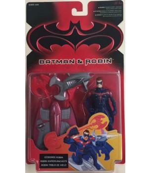 Batman & Robin: Iceboard Robin