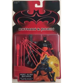 Batman & Robin: Heat Scan...