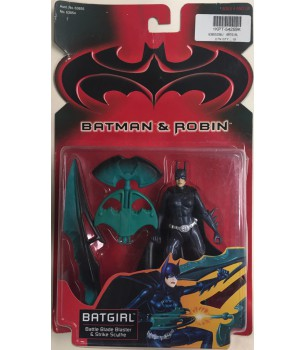 Batman & Robin: Batgirl