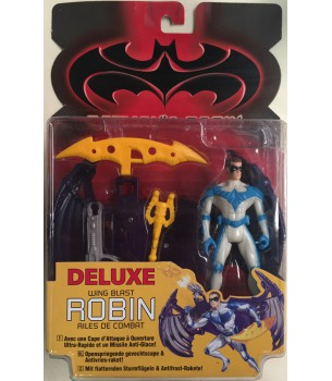 Batman & Robin: Wing Blast...