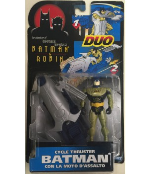 Batman Animated: Duo force...