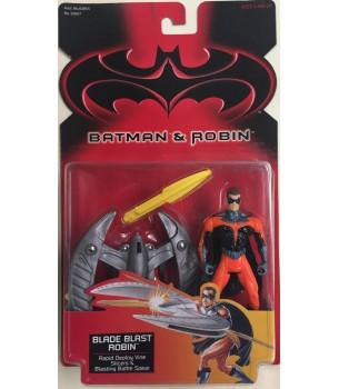 Batman & Robin: Blade Blast...