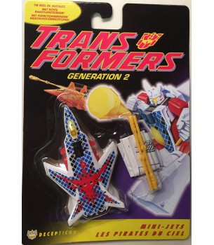 Transformers G2: Space Case