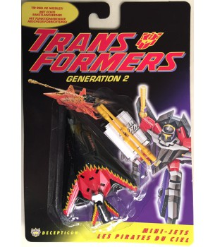 Transformers G2: Skyjack